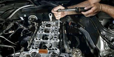 Ремонт двигателя и слесарные работы