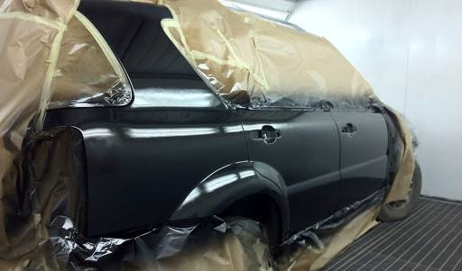 фото локальная покраска авто в орле