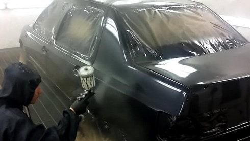фото покраска авто в орле