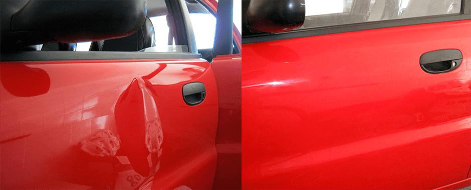 фото до-после ремонт без покраски
