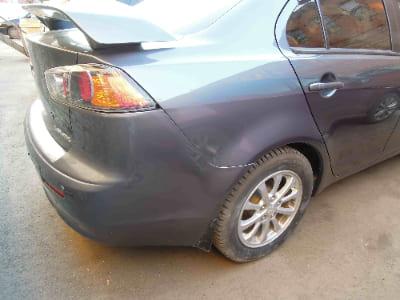 Фото ремонта крыла авто